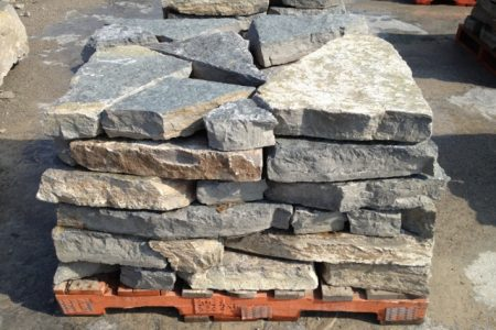 Cut Above Natural Stone Skidded Products